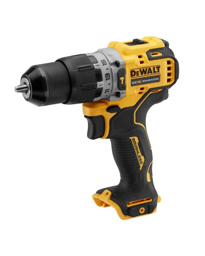 Dewalt 12V XR Brushless Sub Compact Combi Drill Bare