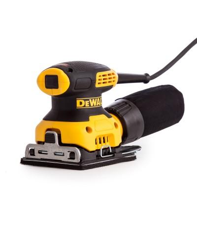 DEWALT - DWE6411 Παλμικό Τριβείο 1/4in Φύλλου 230W