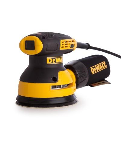 DEWALT - DWE6423 Εκκεντρο Περιστροφικό Τριβείο 280W - 125mm