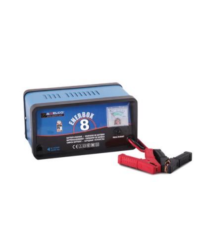 AWELCO Enerbox 10 battery charger 6v (15-60ah) - 12v (30-100ah)