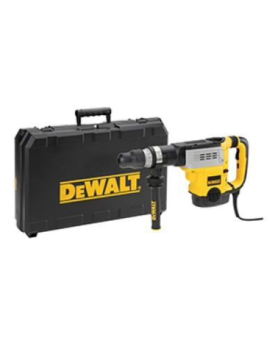 DEWALT D25762K Πιστολέτο SDS-Max 1500w 15.5J 9kg 52mm