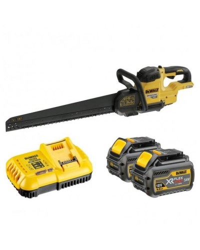 Dewalt DCS397T2 XR FLEXVOLT 54V 430mm ΣΕΓΑΤΣΑ ALLIGATOR - ME 2 ΜΠΑΤΑΡΙΕΣ 6.0 A.h