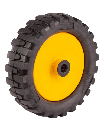 Dewalt 260mm Flat Free PU Wheel