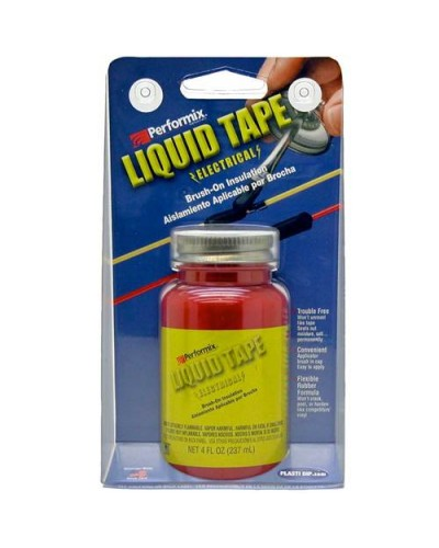 PLASTI DIP Liquid Tape Κόκκινο 118ml