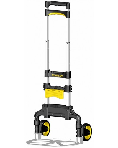 STANLEY FT501 Folding Hand Truck 60kg With Basket